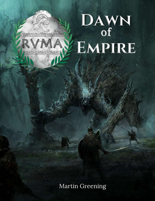 Ruma: Dawn of Empire RPG