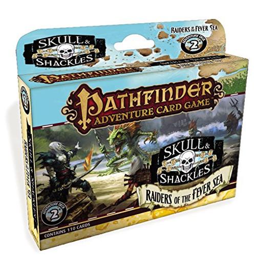 Pathfinder Adventure Card Game: Skull & Shackle 2: Raiders of Fever Sea