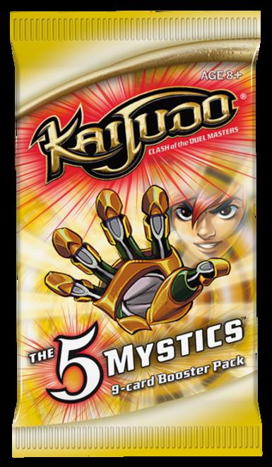 Kaijudo: Booster The 5 Mystics