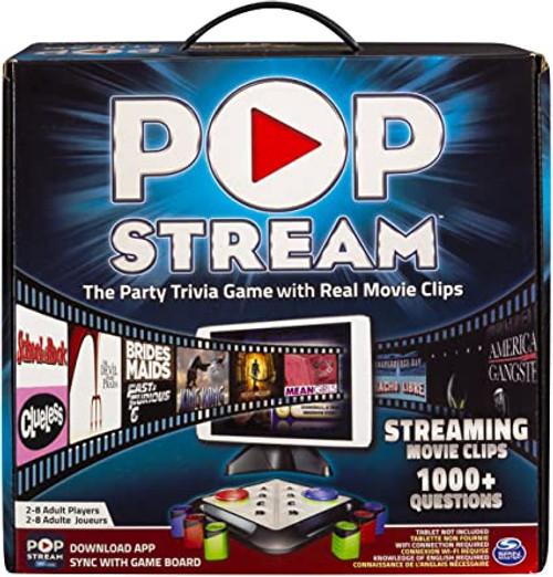 Pop Stream (trivia w/ app)