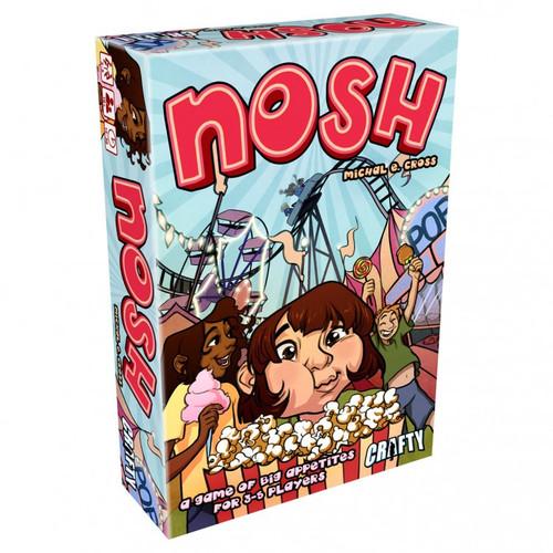 Nosh the Card Game