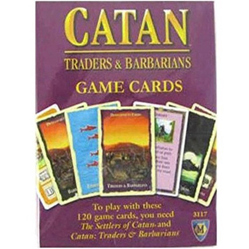 Catan Cards Traders & Barbarians 5E