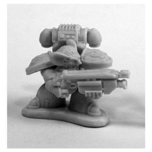 Bones: Chrono: Space Mousling Look Left
