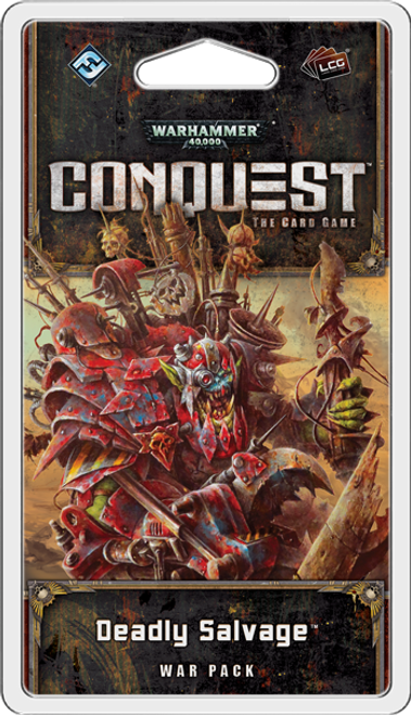 40K: Conquest: Deadly Salvage