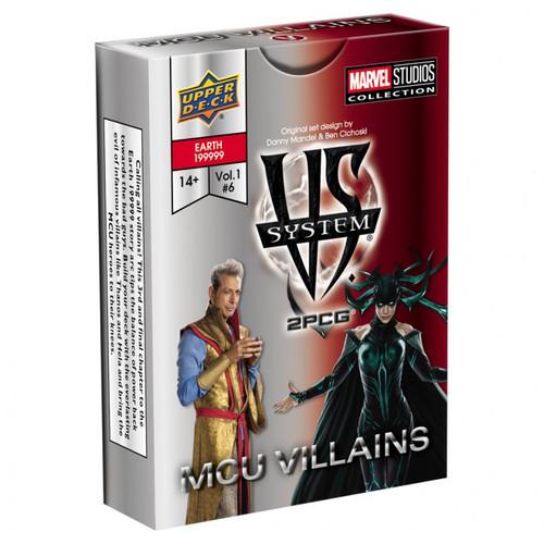 VS System: 2PCG:MCU: Villains