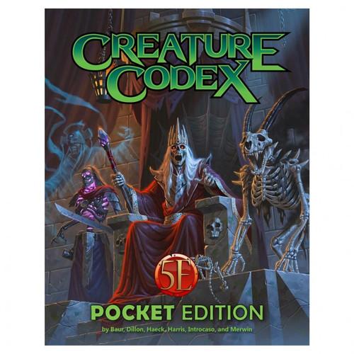 Creature Codex PE