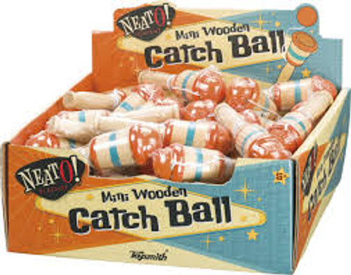 TT Mini Wooden Catch Ball (Kendama)