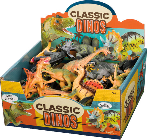 Classic Dinosaurs (TOY5536