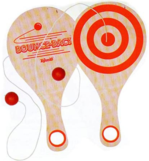 Paddle Ball Bounce-Back Game