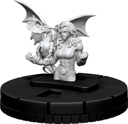 Heroclix Unpainted Kitty Pryde