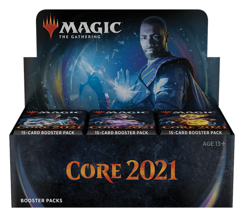Draft Booster, Core Set 2021—Magic the Gathering (In-Store Pickup Only)