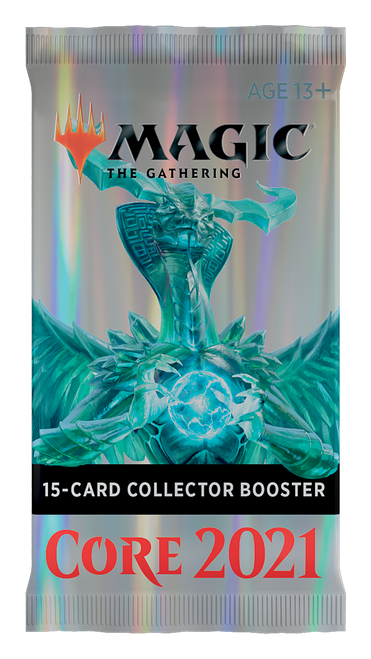 Collector Booster, Core Set 2021—Magic the Gathering (In-Store Pickup Only) (Sold Out)