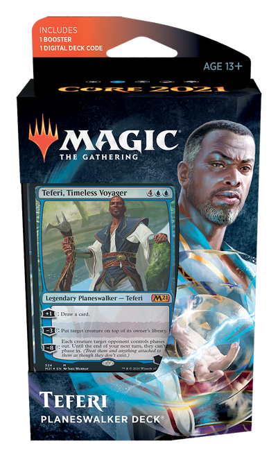 Planeswalker Deck, Core Set 2021—Magic the Gathering (In-Store Pickup Only)