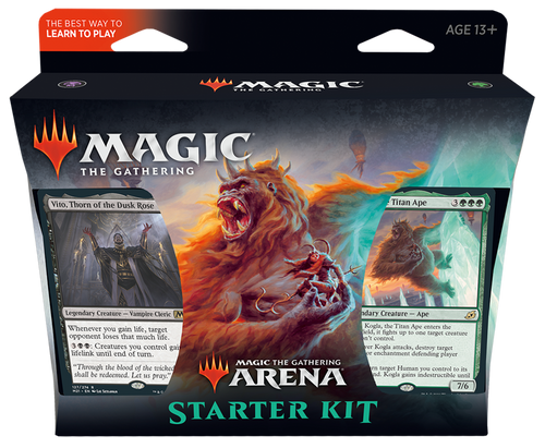 Arena Starter Kit, Core Set 2021—Magic the Gathering (In-Store Pickup Only)