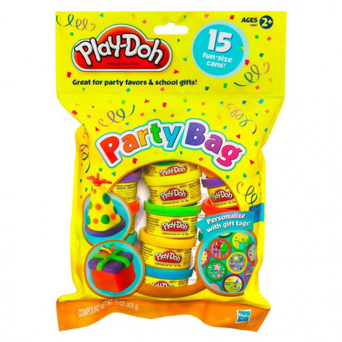 Play Doh - Party Bag 15ct