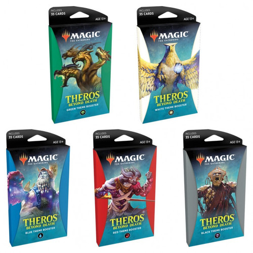 Magic the Gathering: Theme Booster Theros Beyond Death