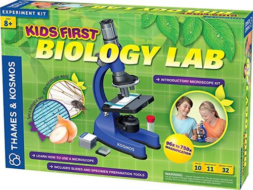Kids First Biology Lab Science Kit