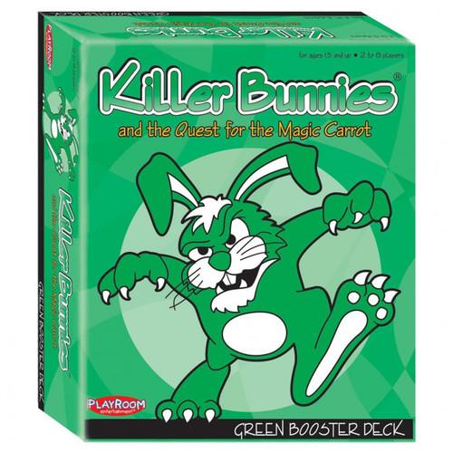 Killer Bunnies: Green