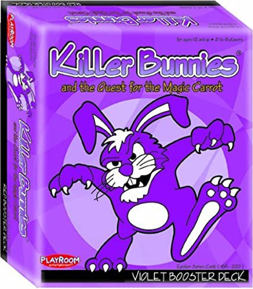 Killer Bunnies: Violet