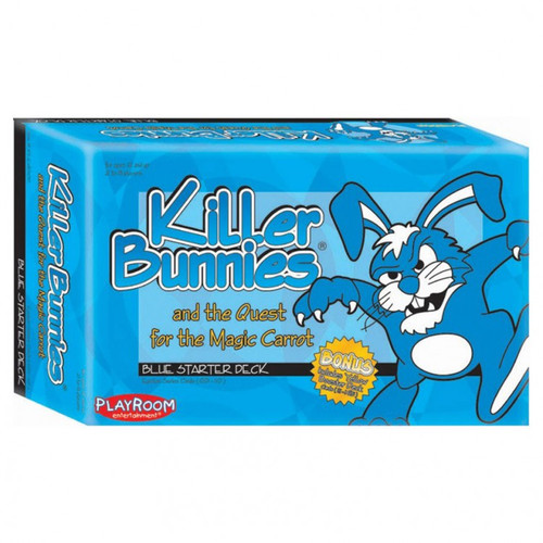 Killer Bunnies: Blue