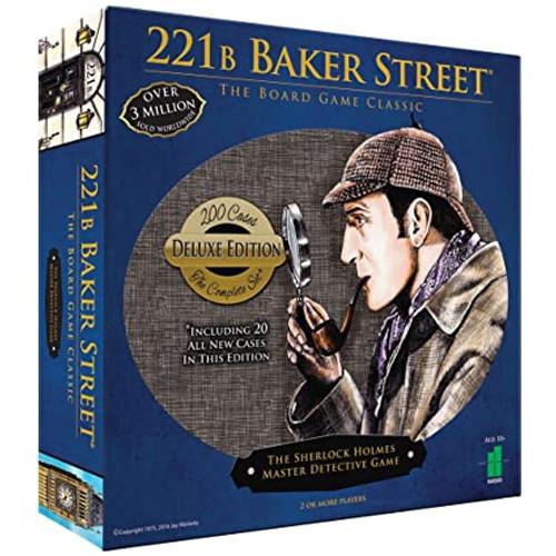 221B Baker Street Deluxe