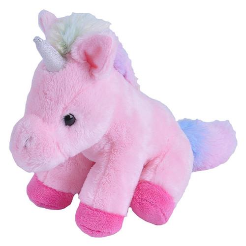 "Pink Unicorn Lil's Cuddlekins 5"""