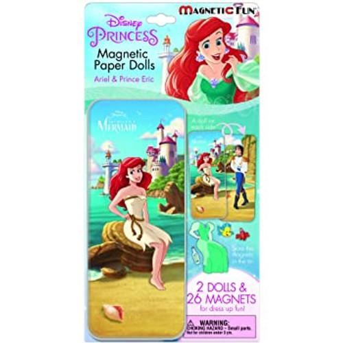 Little Mermaid Magnetic Paper Doll