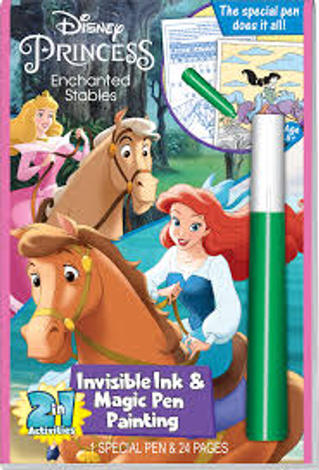Enchanted Stables Disney Princess 2in1