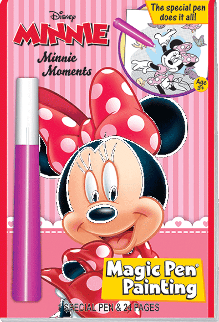 Mickey & Minnie Magic Pen assort