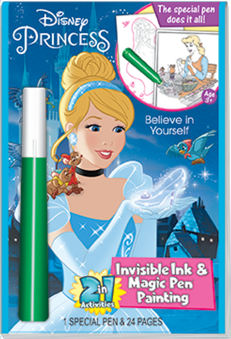 Cinderella 2in1 Magic Pen
