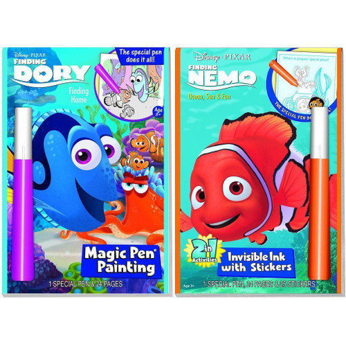 Finding Dory / Nemo Magic Pen assortment
