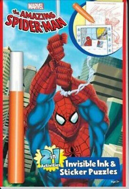 Spider-Man 2in1 Magic Pen