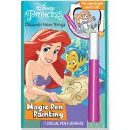 The Little Mermaid Painting Magic Pen