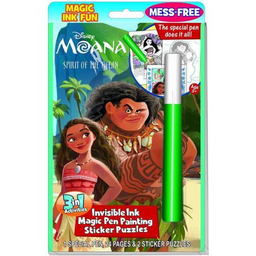 Moana Spirit of the Ocean 3in1 Magic Pen