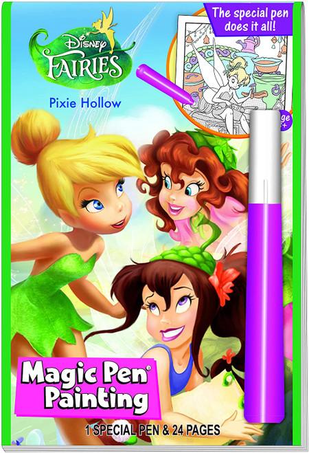 Fairies 2in1 Magic Pen Activity Book