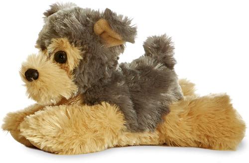 Cutie Yorkie Dog mini Flopsie