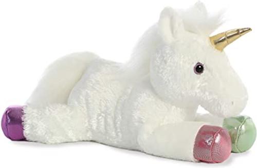 """Prism Unicorn Flopsie 12"""""""