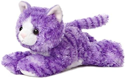Molly cat purple mini Flopsie 8