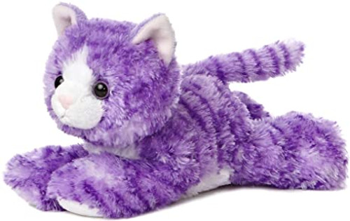 Molly cat purple mini Flopsie 8