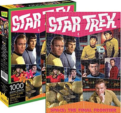 Star Trek Retro Original Series 1000pc