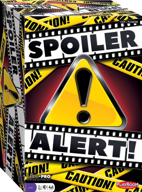 Spoiler Alert! Volume 1