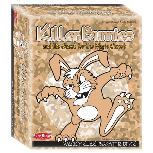 Killer Bunnies: Khaki