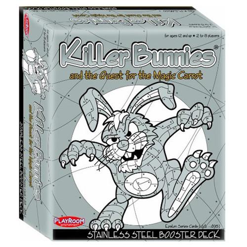 Killer Bunnies: Steel