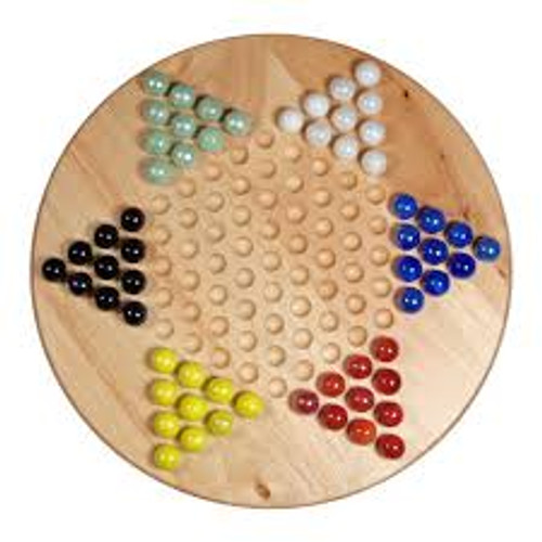 """Chinese Checkers Marbles 11.5"""""""