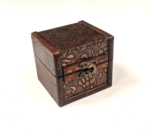 Flower Dice Box (Sold Out)