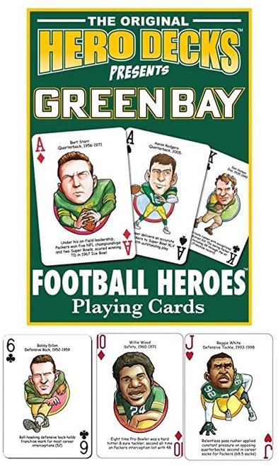 Green Bay Packers Hero Deck