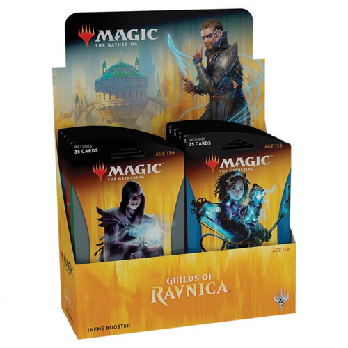 MtG: Theme Booster Guilds of Ravnica