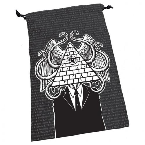 Dice Bag: Illuminati