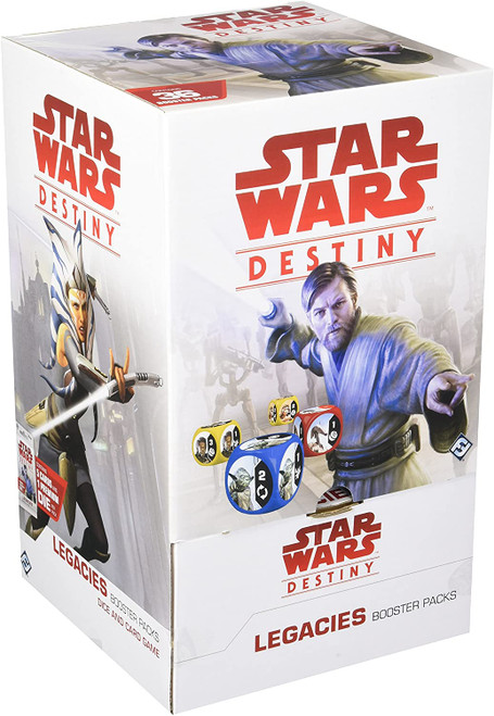 - Star Wars Destiny Legacies - Destiny Booster