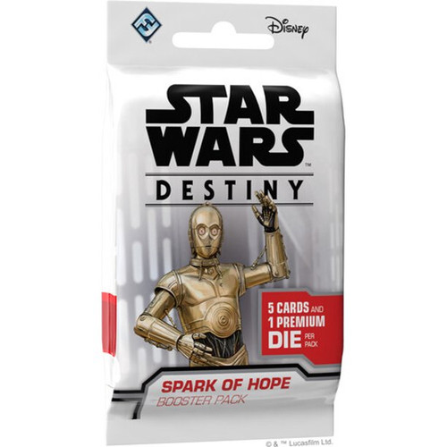 Star Wars Destiny Spark of Hope